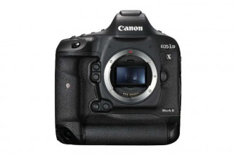 Canon EOS-1D X Mark II Review